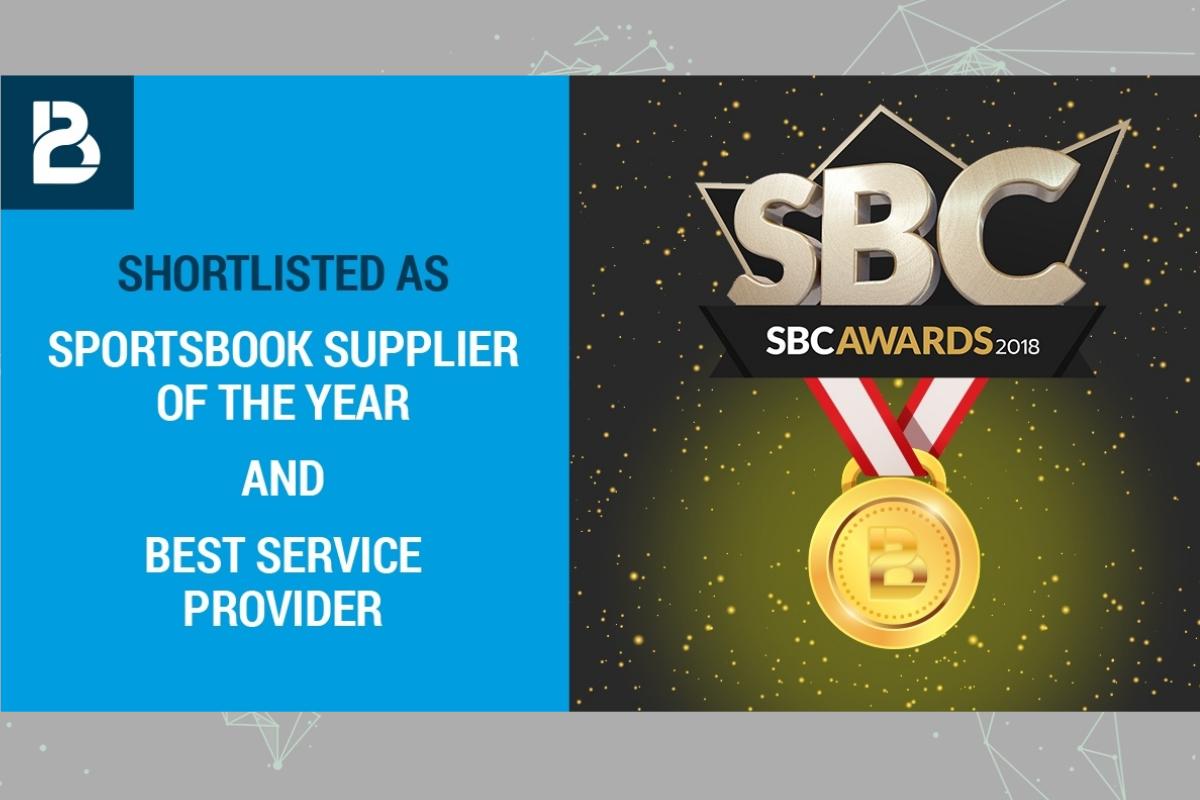 BtoBet finalist in 2 categories for the prestigious SBC Awards