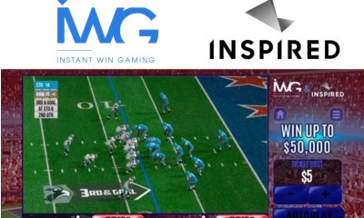 IWG and Inspired partner to deliver instant win virtual sports to North American Lotteries