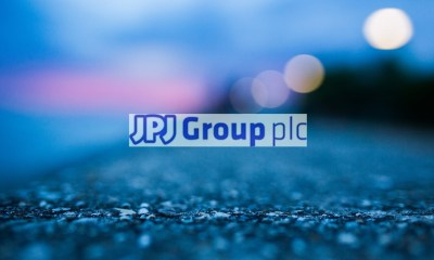 JPJ Group plc: Notice of Results