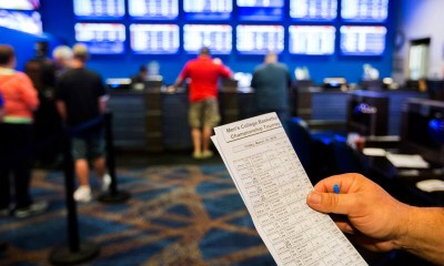 NCAA sets up committee to explore sports betting options