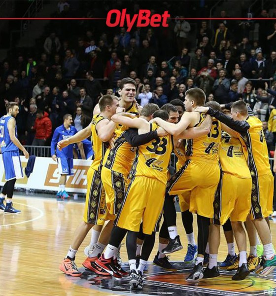 OlyBet is official sponsor for Baltic Basketball League