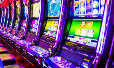 PA Casino Slot Machine Revenue Up 0.5% in September