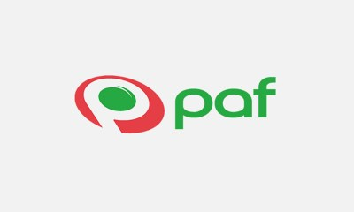 Paf named Sweden's most sustainable gaming company