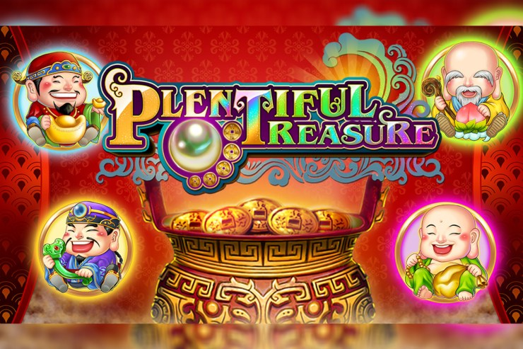 RTG Asia launches Plentiful Treasure online