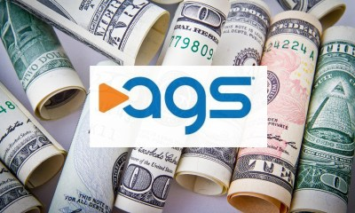 AGS Announces That Apollo Closed Secondary Public Offering Of 4,000,000 Shares Of AGS Common Stock
