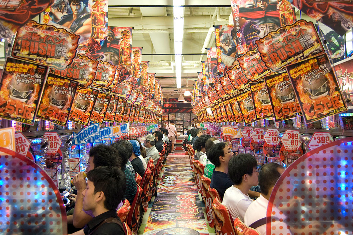 New consumption tax worries arcades in Japan