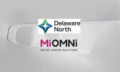 Delaware North and Miomni Gaming partner to offer turnkey retail and mobile sports wagering services
