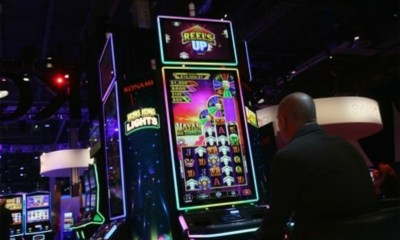 Konami Reveals All-New KX 43 Video Slot at G2E 2018 with 4K Ultra HD and Exclusive Game Library