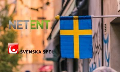 NetEnt signs contract with Svenska Spel ahead of Swedish market re-regulation
