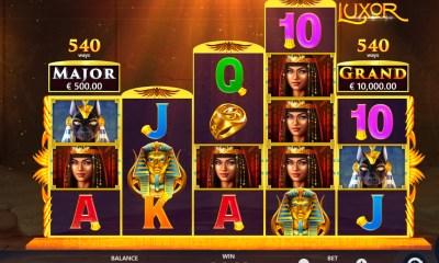 Pariplay Brings to Life Tutankhamun Legend with New Luxor Slot