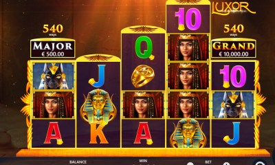 Pariplay Brings to Life Tutankhamun Legend with New Luxor Slot