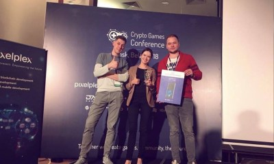 Scorum Wins the Best Crypto iGaming Project at the Crypto Games Conference