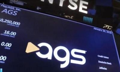 AGS Announces Third Quarter 2018 Results