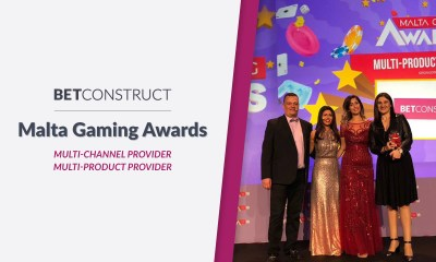 Double triumph for BetConstruct at SiGMA Awards