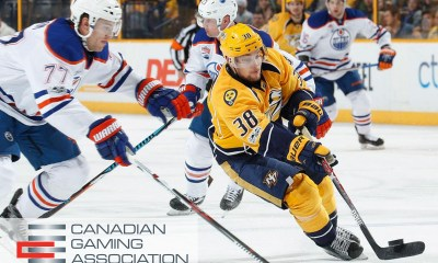 The Canadian Gaming Association welcomes NHL partnership on sports betting
