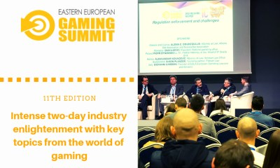 EEGS 2018 - intense two-day industry enlightenment with key topics