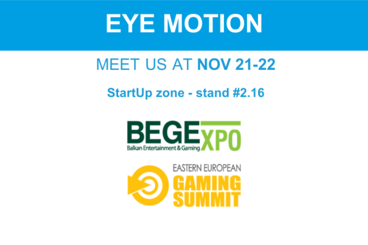 Eye Motion will certainly participate in Balkan Expo