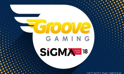 Groove Gaming gets into the groove for SiGMA 2018
