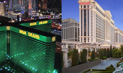 Talks about merger of MGM and Caesars gain momentum