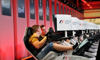 Mercedes takes the double in F1 New Balance Esports Pro Series