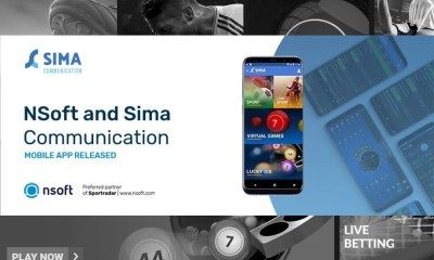 NSoft launched its mobile app for Sima Communication in Africa
