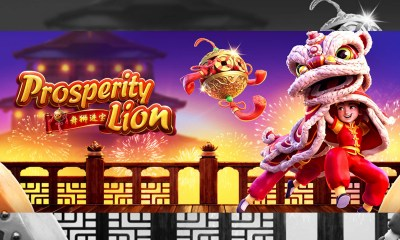 PG Soft-Prosperity Lion slot