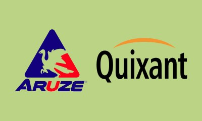 Quixant And Aruze Gaming Join Forces In The Creation Of Unprecedented Gaming Experience