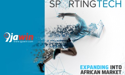 Sportingtech expands into African market closing the deal with 9jawin