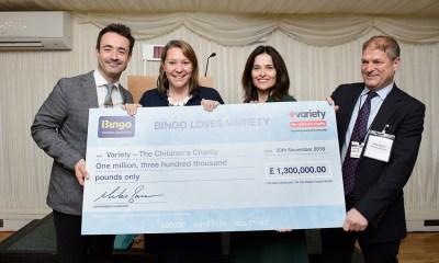 The Bingo Association donates £1.3 Million to charity