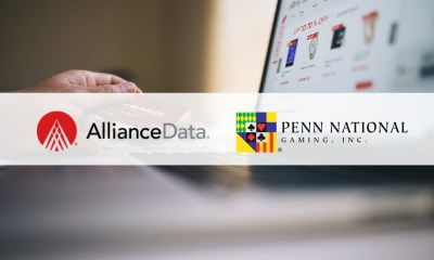 Alliance Data To Launch Co-Brand Credit Card Loyalty Program For Penn National Gaming, North America's Largest Regional Gaming Operator