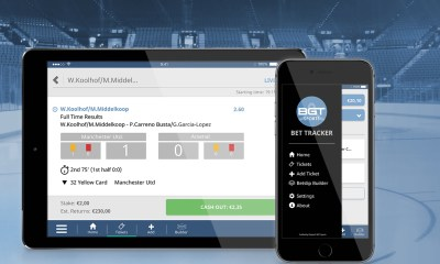 Playtech BGT Sports adds Build-A-Bet feature to its Bet Tracker app