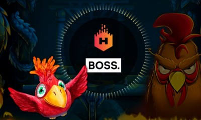 HABANERO gaming content is now on the BOSS. Platform