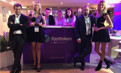 BetConstruct announces the launch of its blockchain solution Fasttoken