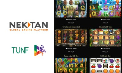 Nektan Games Now Available for Slot Machine Players at Tunf.com Online Casino
