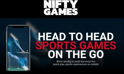 Nifty Games™, a New Name in Interactive Entertainment Specializing in Sports Video Games, Receives $3 Million in Seed Round