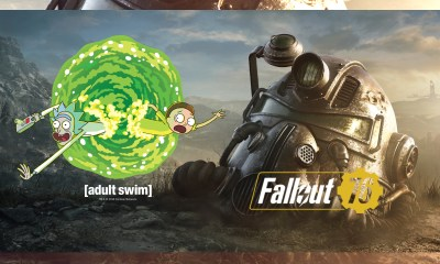 World's First Animated Livestream To Feature Streamer Ninja, Rapper Logic And Adult Swim's Rick And Morty Playing Fallout 76