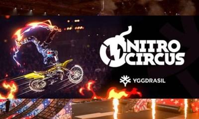 Yggdrasil's Nitro Circus Slot Game