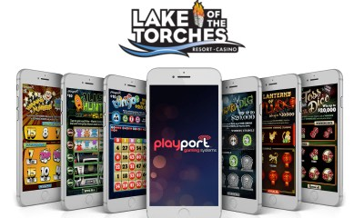 Lake of the Torches Resort Casino to Launch Playport Digital Real-Money Gaming System