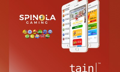 Tain expand lottery offering through partnership agreement with Spinola
