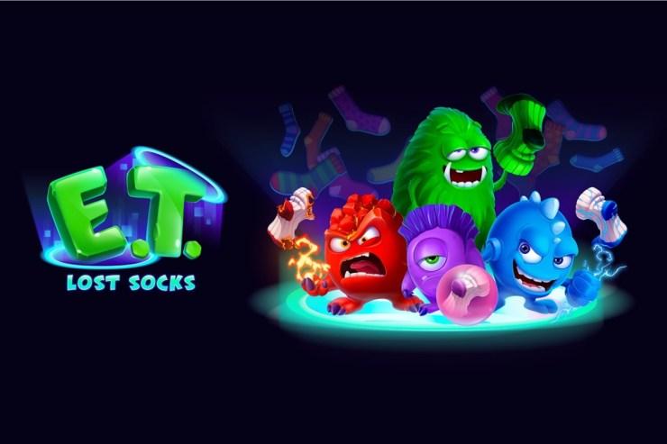 E.T. Lost Socks Slot Game