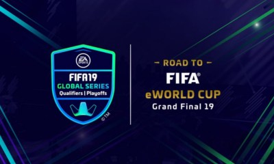 Gfinity Announces EA SPORTS FIFA 19 Global Series Partnership