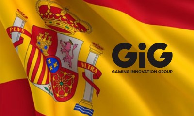GiG applies for Spanish licence as part of expansion in regulated markets