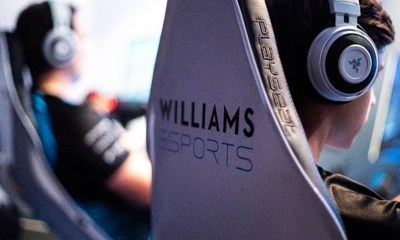 Razer partners with Williams Esports