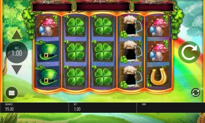 Blueprint Gaming's cheeky leprechaun returns in Slots O' Gold MegaWays™