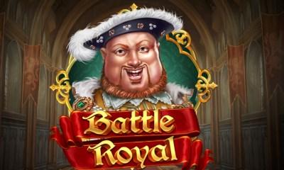 Latest Play'n GO Slot is a Royal Affair