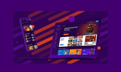 Bitcasino.io enters purple patch with new website design