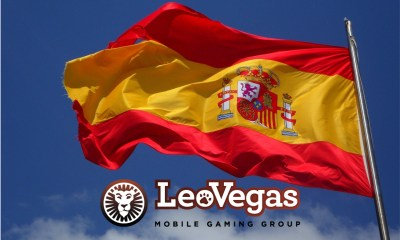 LeoVegas granted gaming licence in Spain