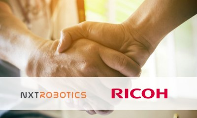 NXT Robotics Announces Service Partnership with Ricoh