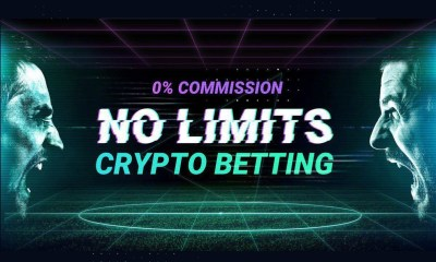 The launch of the first high-load betting exchange with zero commission