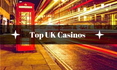 Top UK Casinos